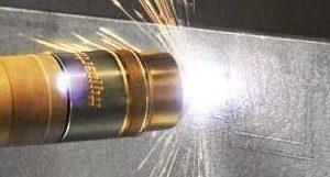 Beam Plasma Cutting